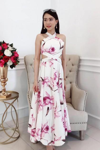 Chixxie Jasmine Maxi Dress