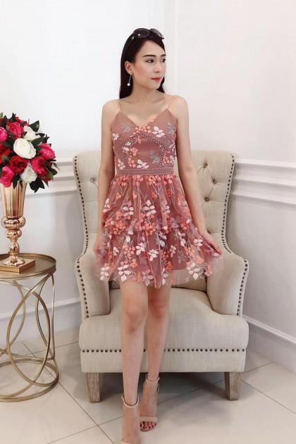 Chixxie Lena Short Dress
