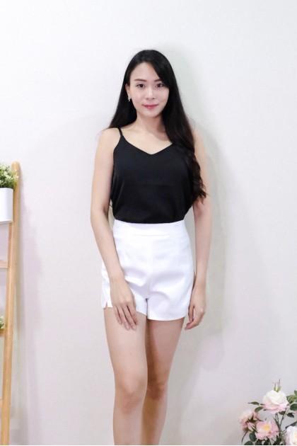 Chixxie Lyla Camisole Top in Black