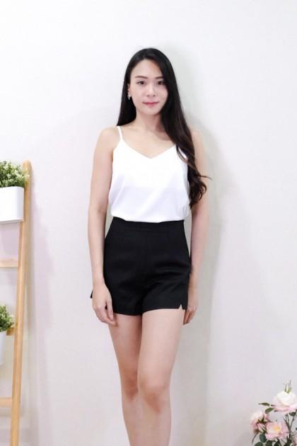 Chixxie Lyla Camisole Top in White
