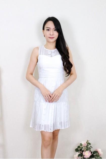 Chixxie Lilith Lace Dress